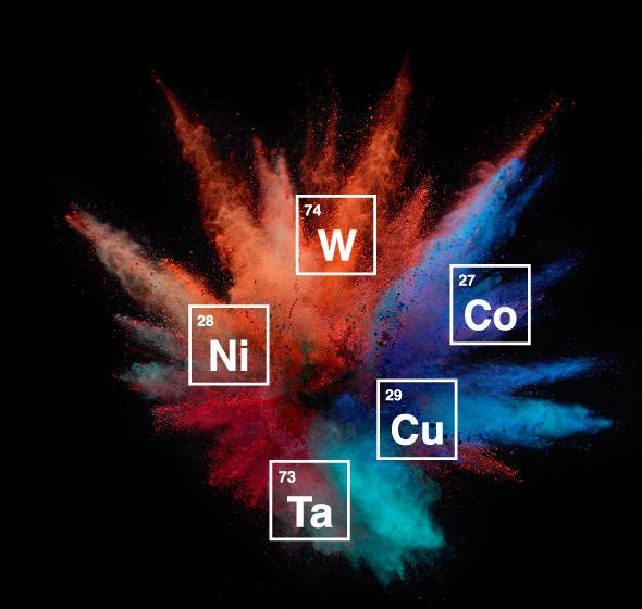 Specialty Metals Resources - caso de exito
