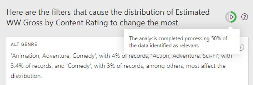 analyze insights