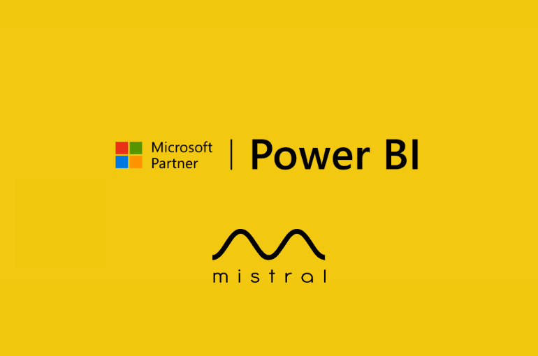 Somos partners de Microsoft Power BI