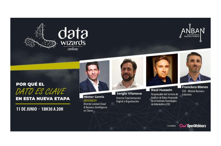 ¿Por qué el dato es clave en esta nueva etapa? #DataWizards